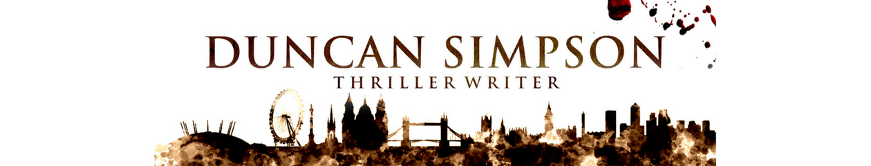 Duncan Simpson – Thriller Writer